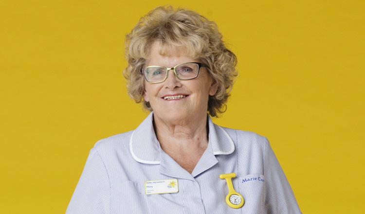 Marie Curie Nurse Mary Reilly