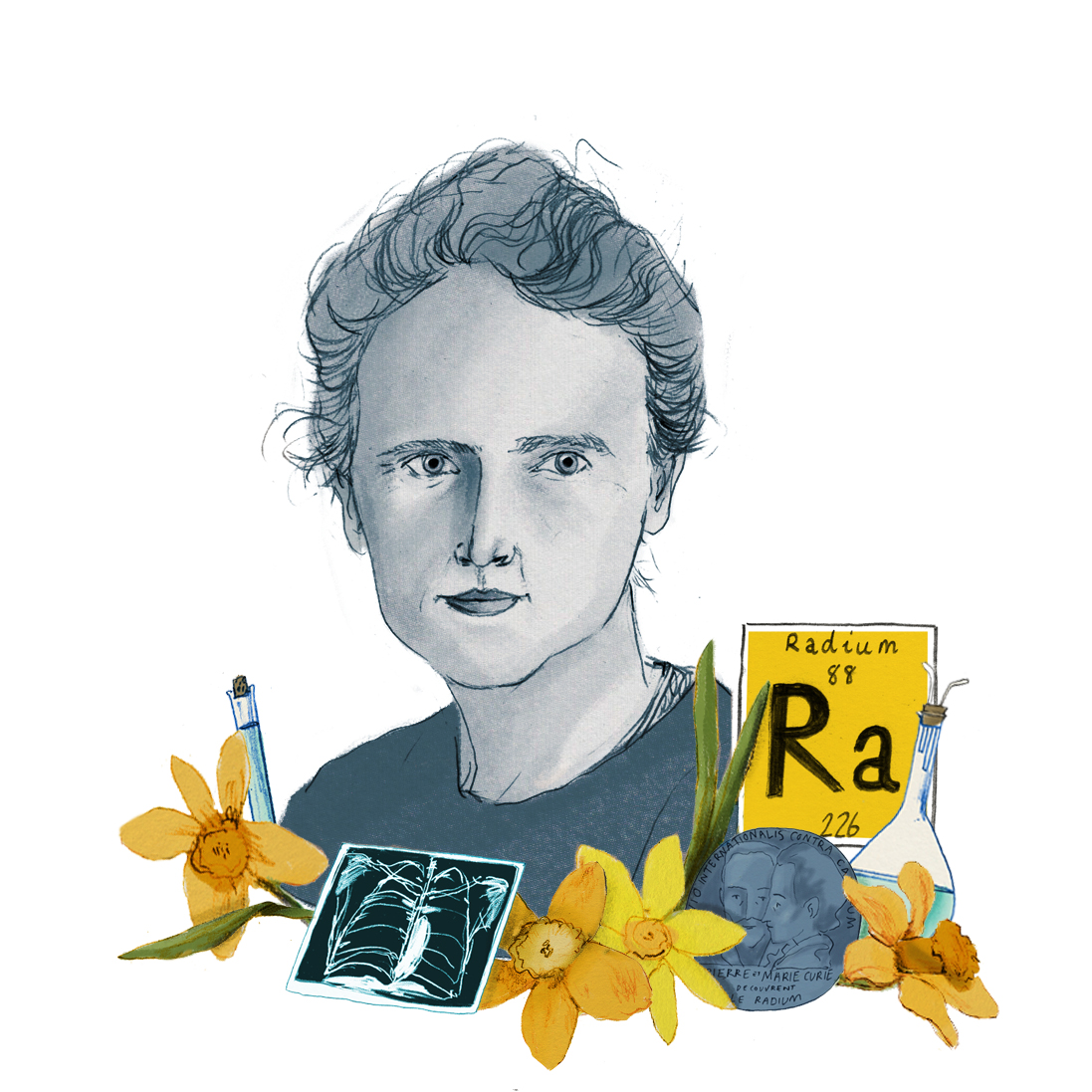 Marie Curie - 150th anniversary of the birth of Dr Marie Curie