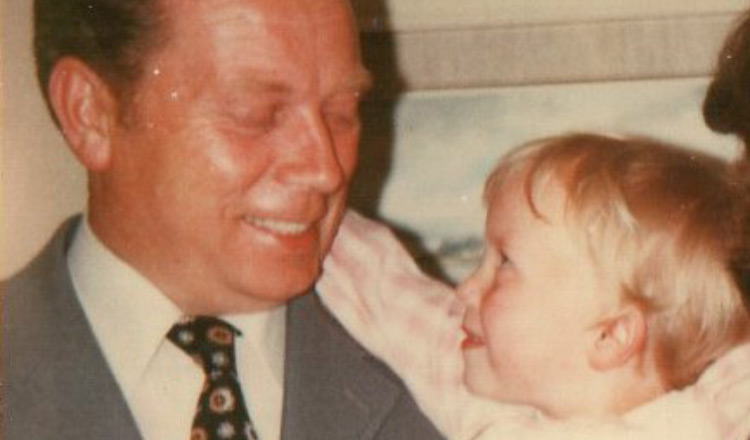 Five moving Father's Day memories