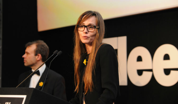 Tara Fitzgerald on taking health for granted