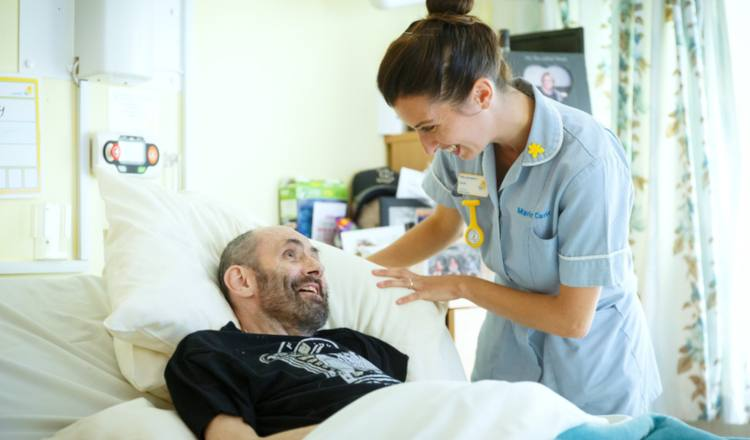 What is a hospice?