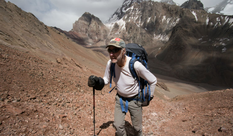 Global Reach Challenge Aconcagua