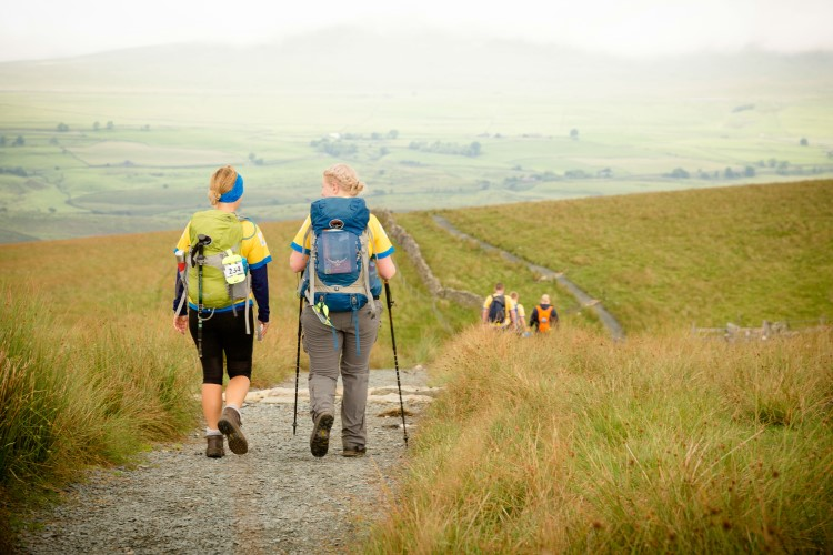 Yorkshire Three Peak Trek 2019