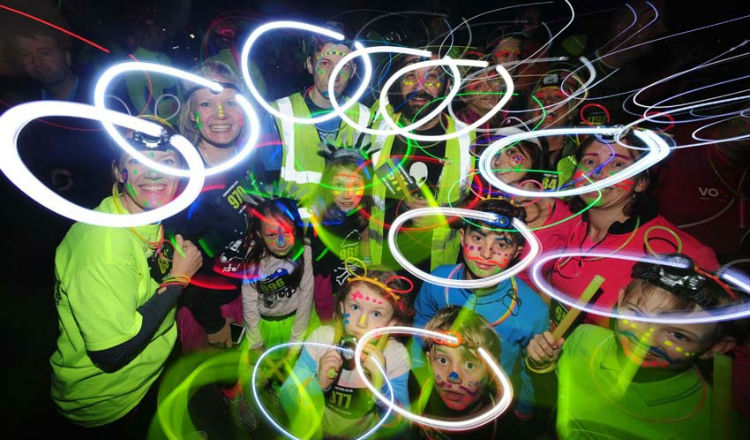 Glow in the Park, Marie Curie