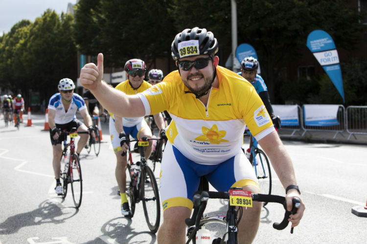 RideLondon 2020 places with Marie Curie