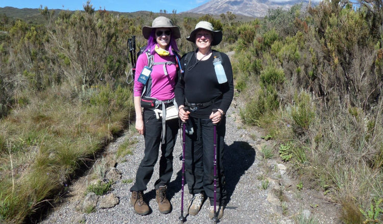 Extreme Overseas Challenges With Marie Curie