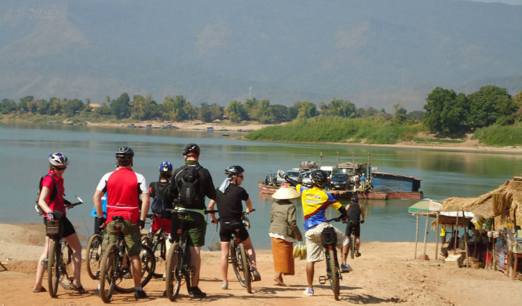 Laos, cycle, Marie Curie, overseas challenge, Laos cycle, fundraising, charity challenge