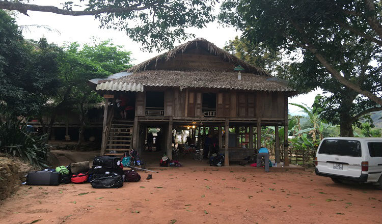 Vietnam trek accommodation
