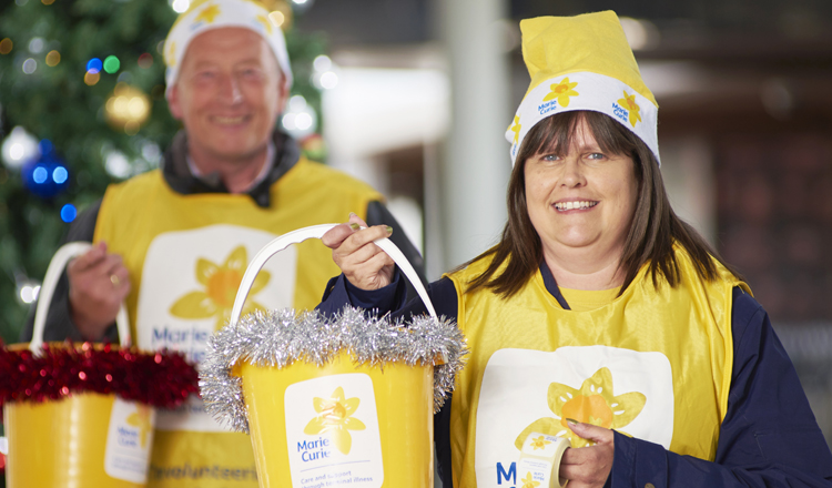 Marie Curie Christmas Collections