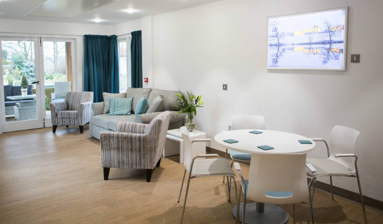 Marie Curie Hospice, Newcastle | Care and support
