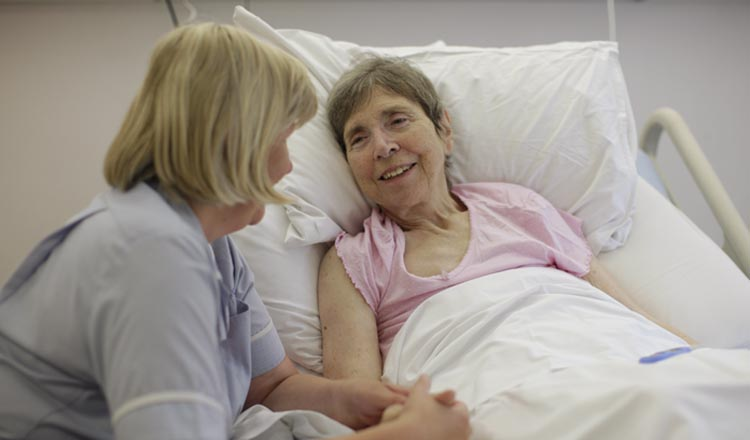 Nurses' advice on end of life discussions