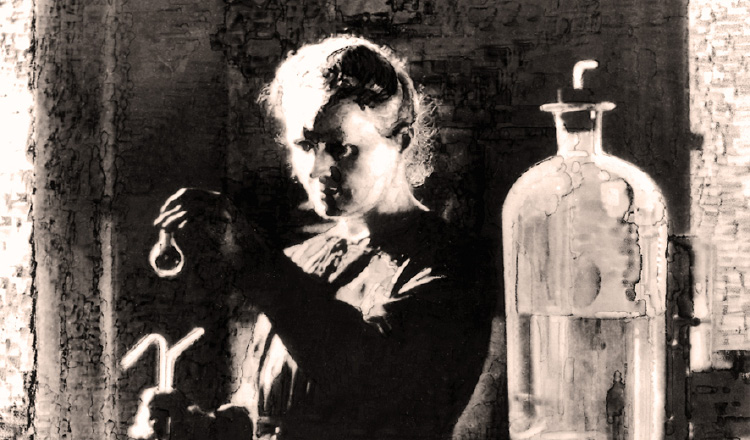 Marie Curie won two Nobel prizes and remains the only person to do so in two different fields.